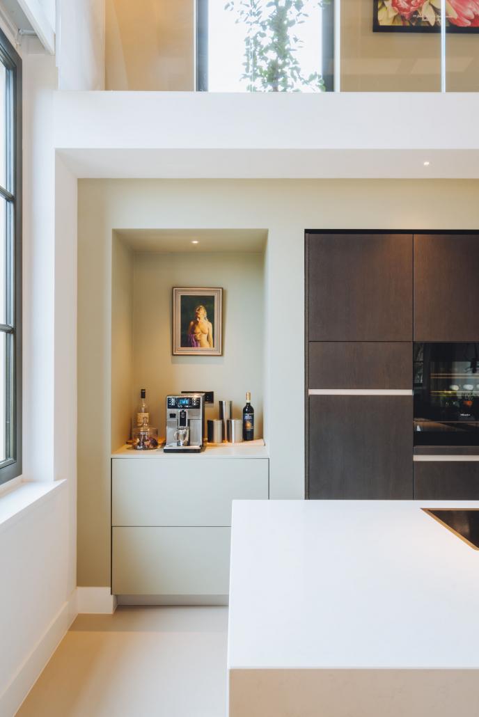 Ontwerp en plaatsing keuken door Dévies cookcompany